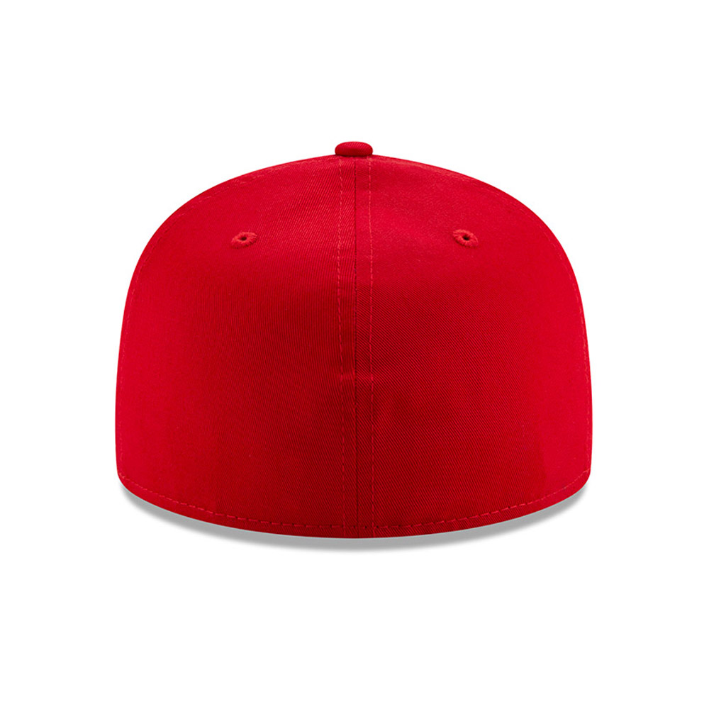 Gorra Tyshawn Jones Hardies Red 59FIFTY