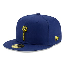 Casquette 59FIFTY Tyshawn Jones Hardies bleu