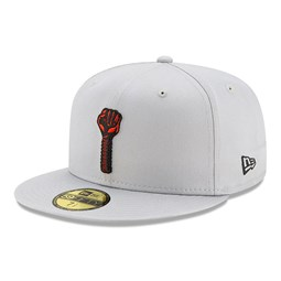 Casquette 59FIFTY Tyshawn Jones Hardies gris