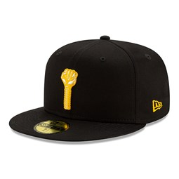Casquette 59FIFTY Tyshawn Jones Hardies noir
