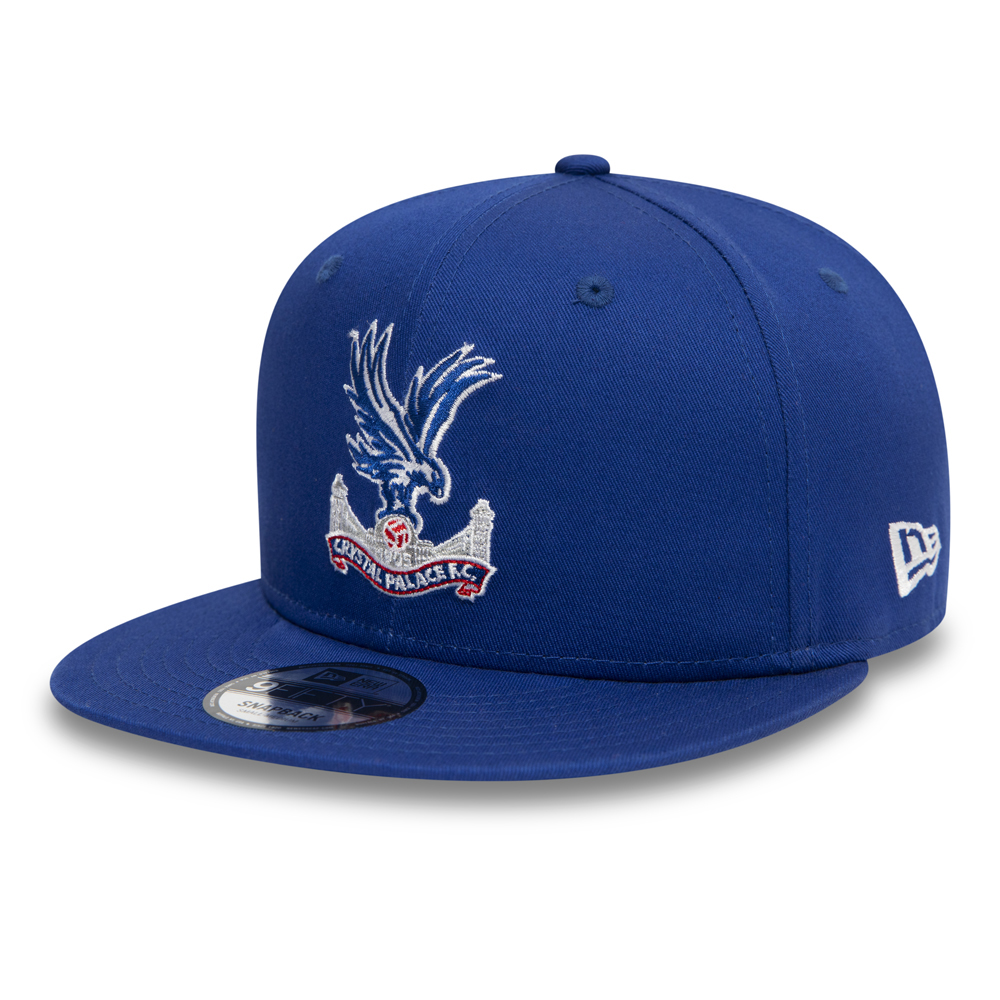 Cappellino 9FIFTY Crystal Palace FC blu