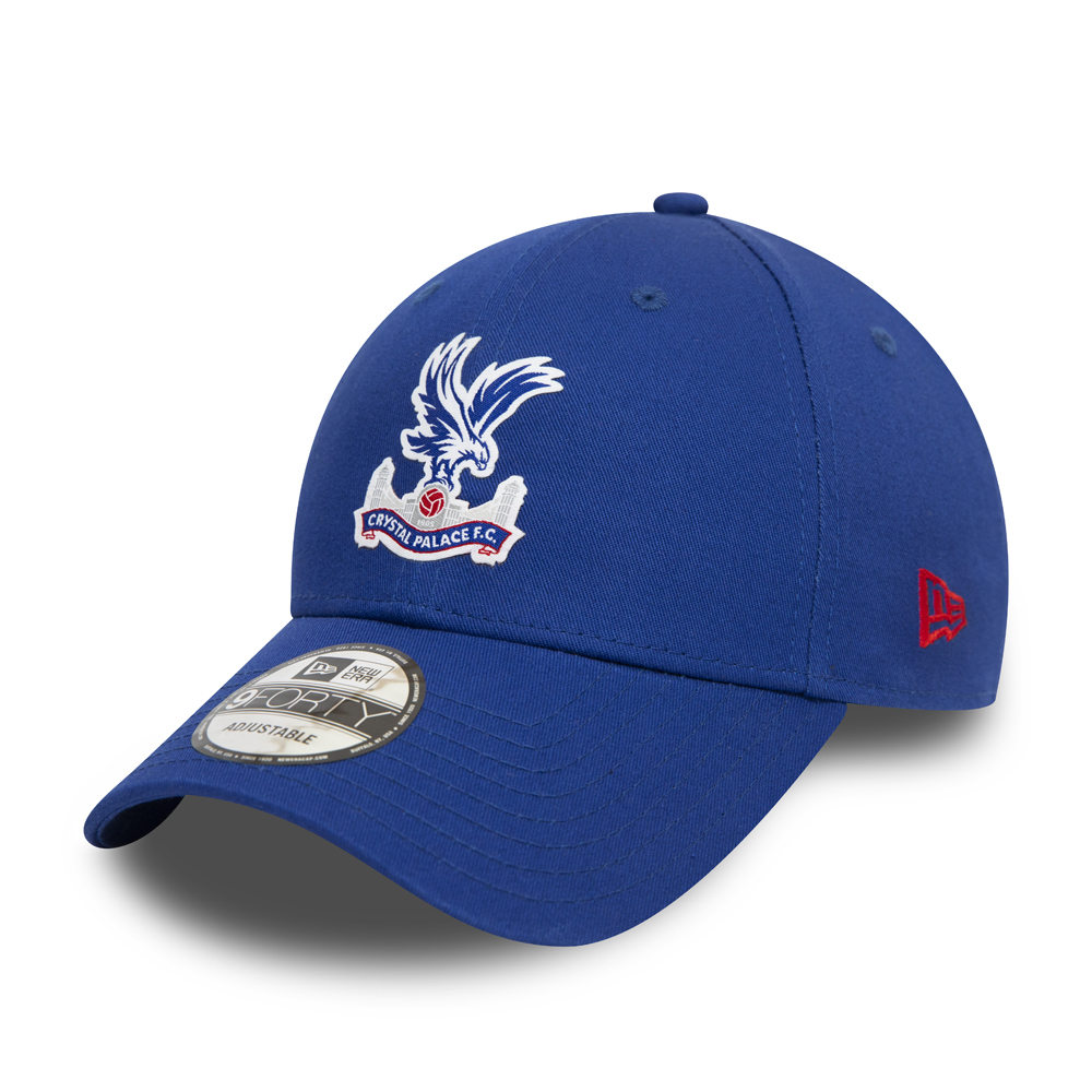 Cappellino 9FORTY Crystal Palace FC blu