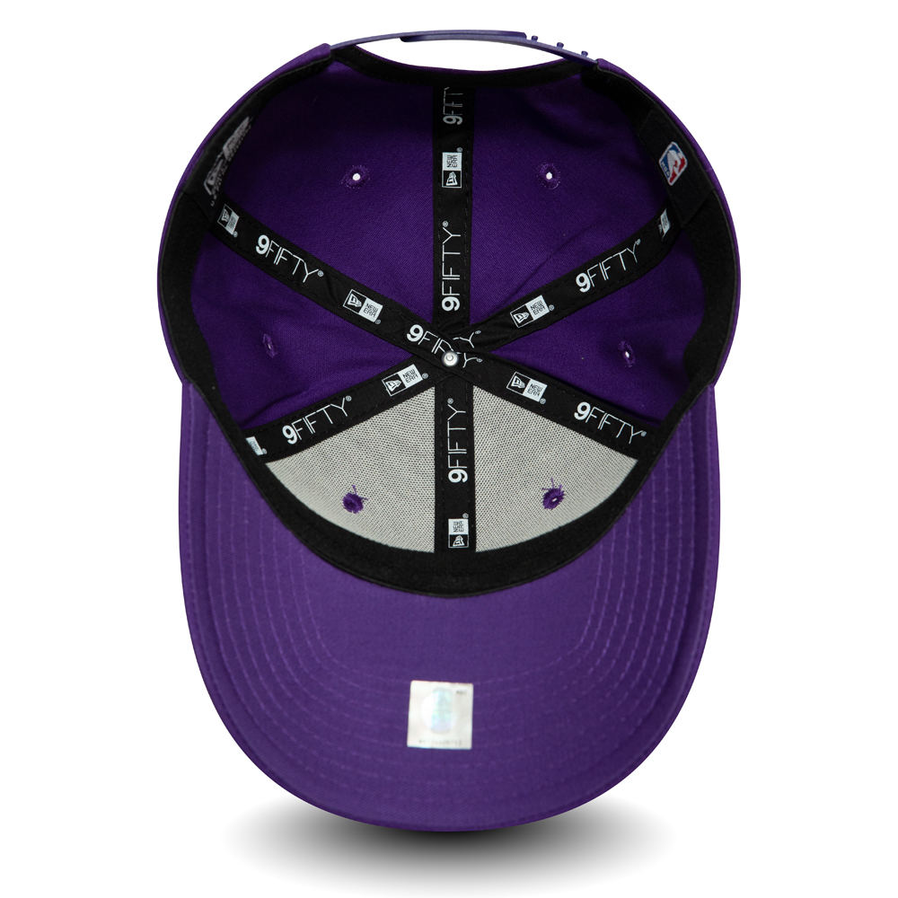9FIFTY – Los Angeles Lakers – Stretch Snap – Lila