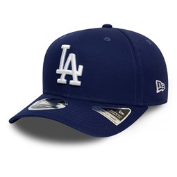 Los Angeles Dodgers – Marineblaue 9FIFTY-Stretchkappe mit Clipverschluss