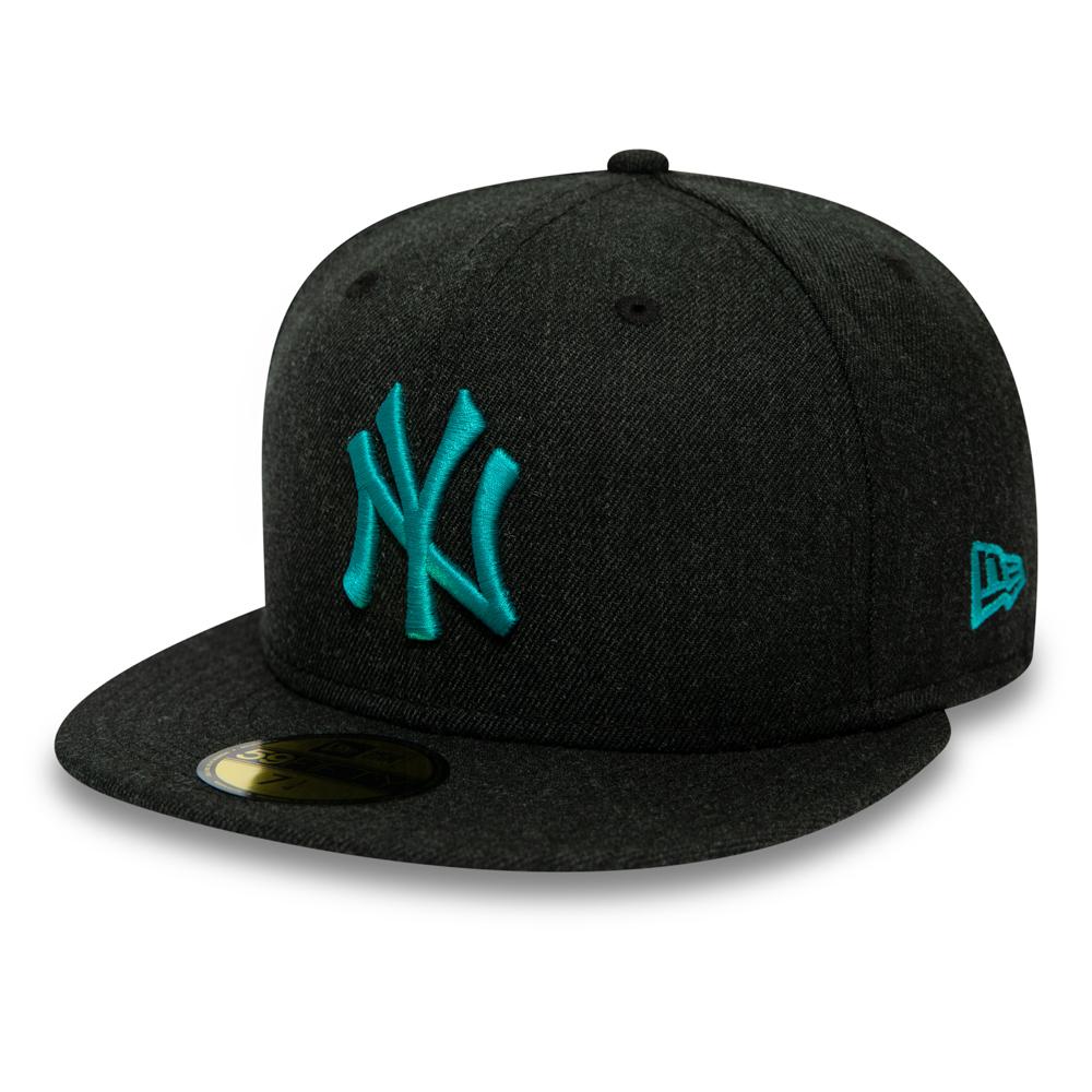Cappellino 59FIFTY elasticizzato con chiusura posteriore e logo dei New York Yankees blu