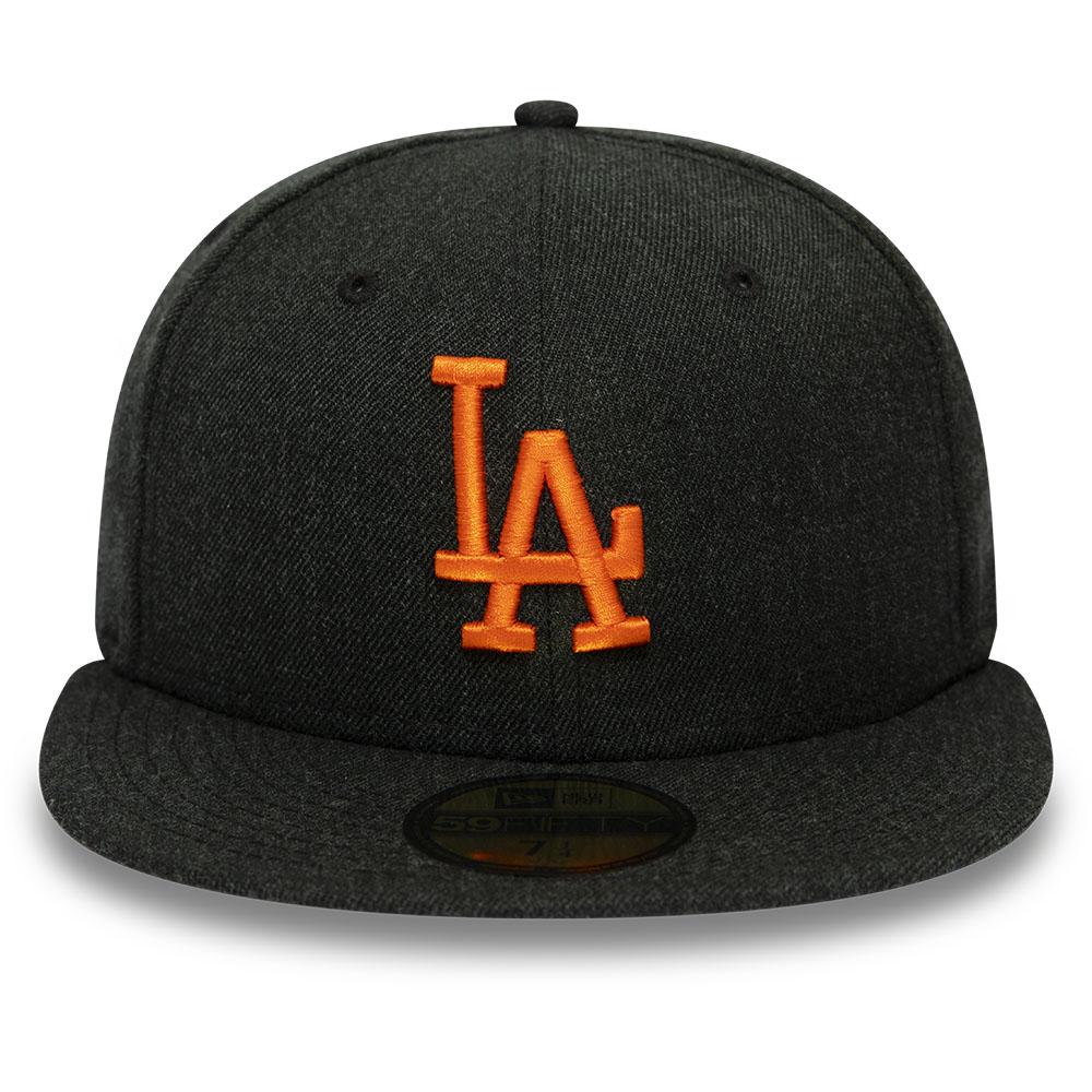 Gorra Los Angeles Dodgers 59FIFTY, negro