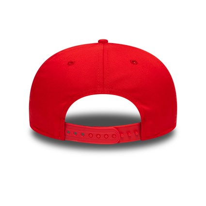 Chicago Bulls Red Stretch Snap 9FIFTY Cap