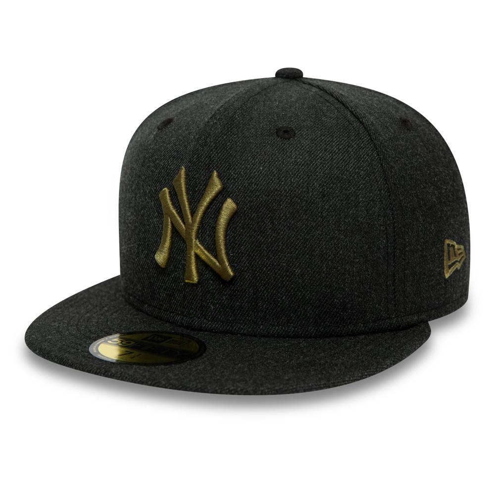 Casquette New York Yankees 59FIFTY Cap noir