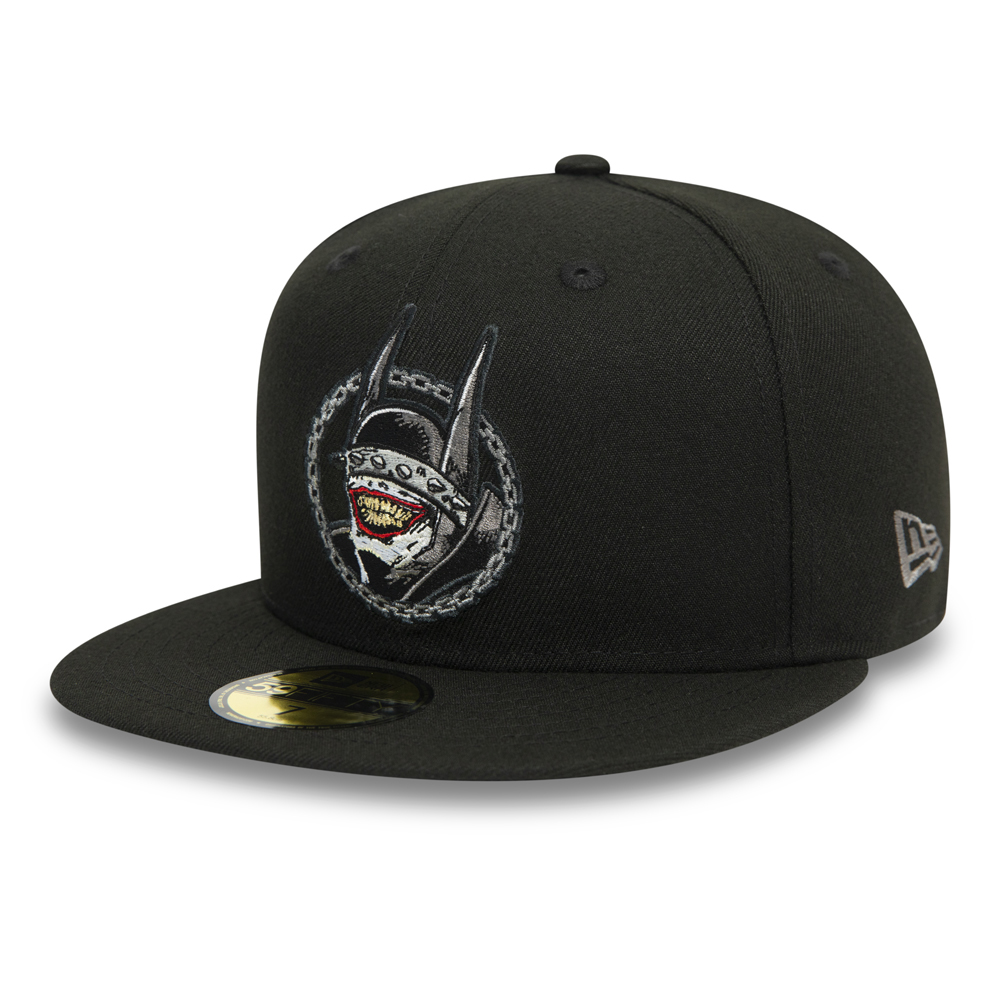 The Joker – Schwarze 59FIFTY-Kappe