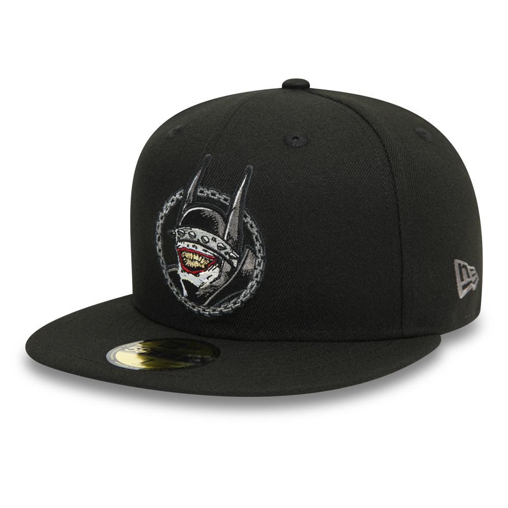 The Joker Black 59FIFTY Cap
