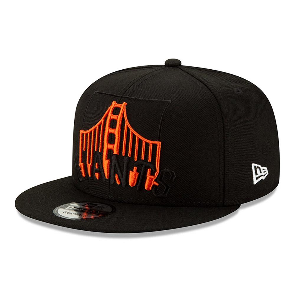 Cappellino snapback 9FIFTY Element Logo dei San Francisco Giants
