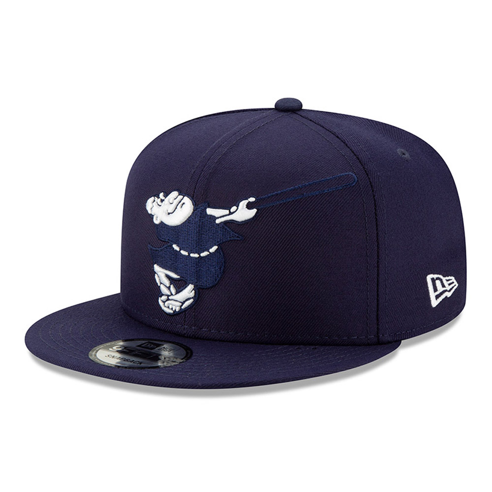 San Diego Padres Element Logo 9FIFTY Snapback Cap