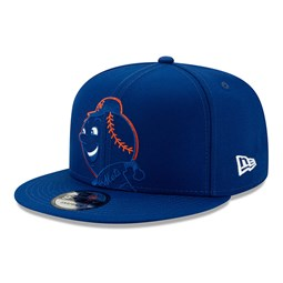 9FIFTY-Kappe – Element Logo – New York Mets