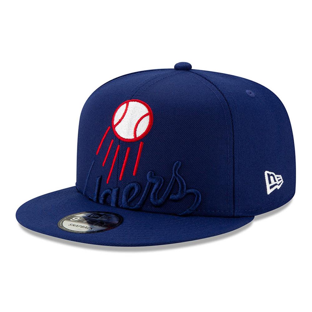 Casquette 9FIFTY à languette de réglage crantéeLos Angeles Dodgers Element Logo