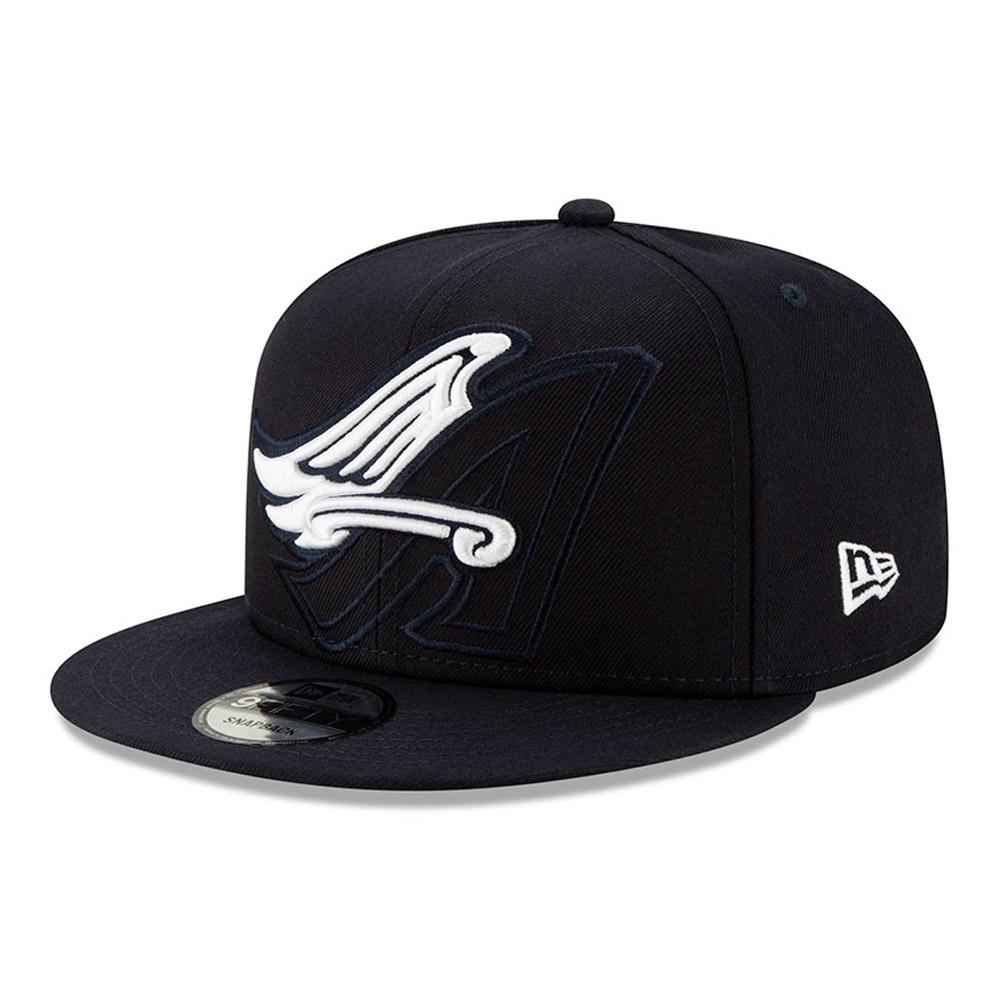 Gorra snapback Anaheim Angels Element Logo 9FIFTY