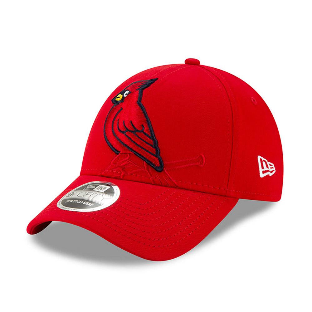 St. Louis Cardinals – Element Logo – Stretch – 9FORTY-Kappe mit Clipverschluss
