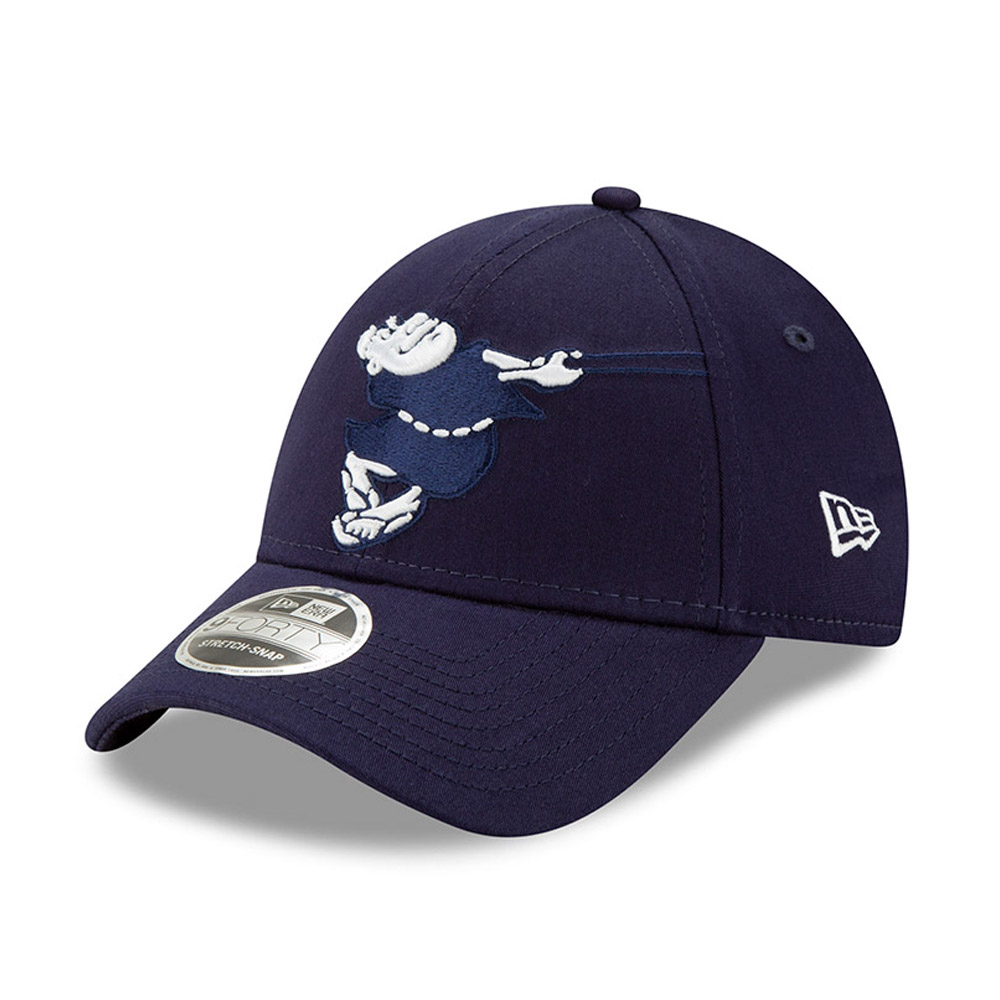 San Diego Padres Element Logo Stretch Snap 9FORTY Cap