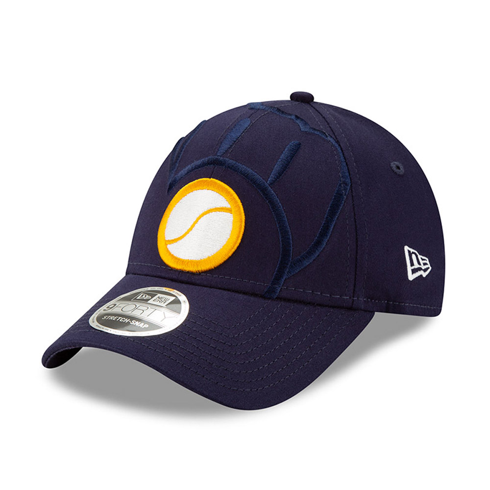 Milwaukee Brewers Element Logo Stretch Snap 9FORTY Cap