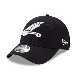 Anaheim Angels Element Logo Stretch Snap 9FORTY Cap