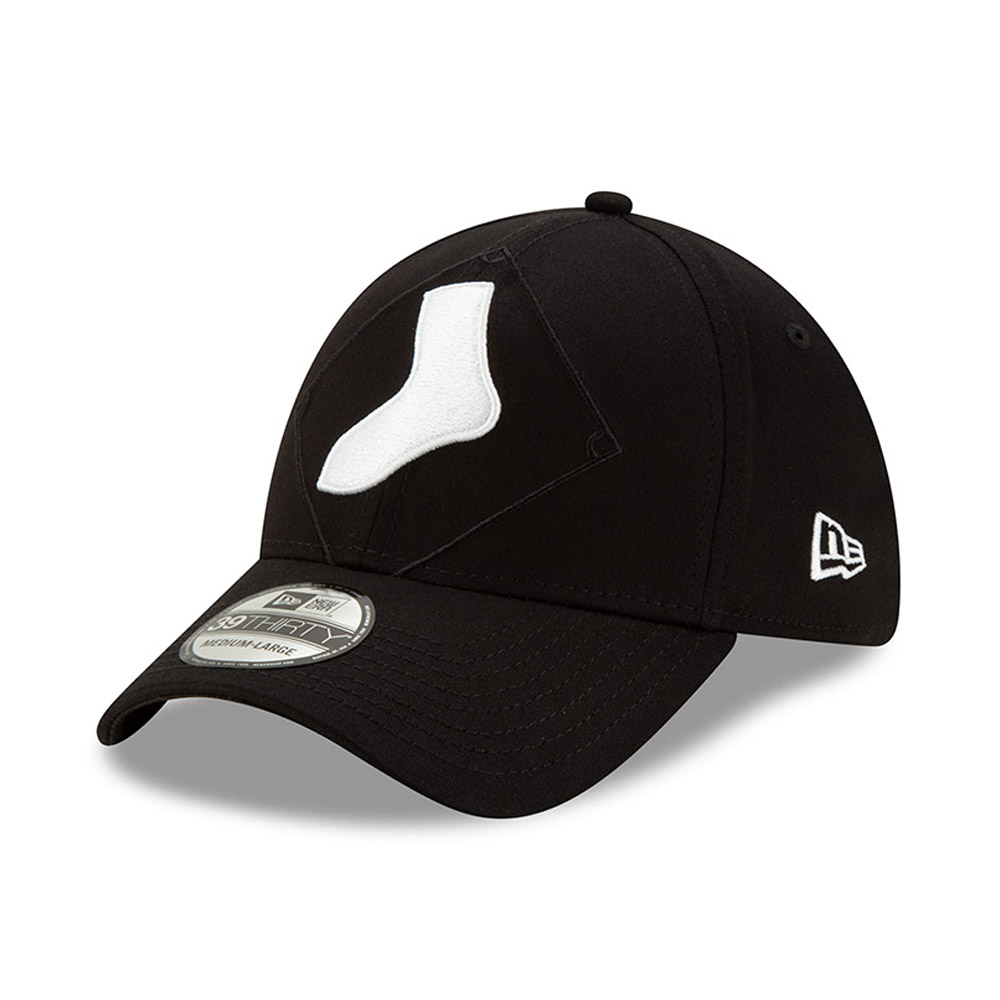 Chicago White Sox Element Logo 39THIRTY Cap