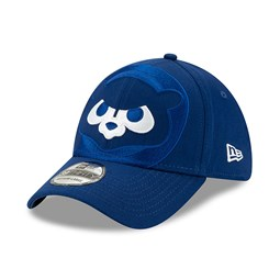 Chicago Cubs Element Logo 39THIRTY Cap