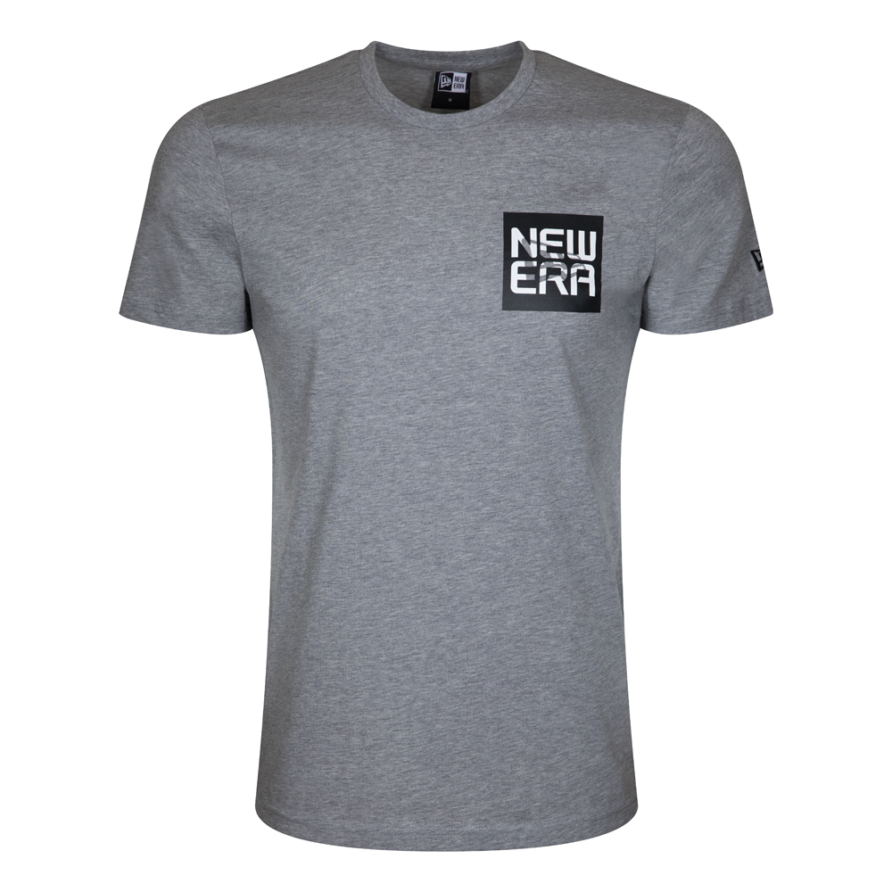T-shirt gris New Era Print
