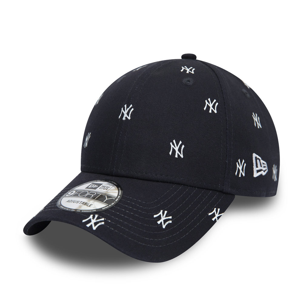 Casquette 9FORTY New York Yankees luxe bleu marine