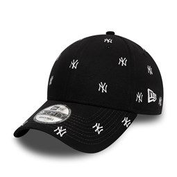 Casquette 9FORTY New York Yankees luxe noire