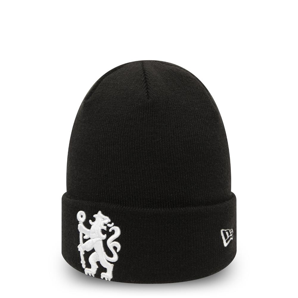 Bonnet noir Chelsea FC