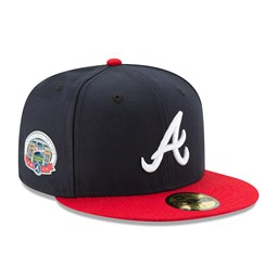 59FIFTY – Atlanta Braves – Authentic On-Field – Side Patch