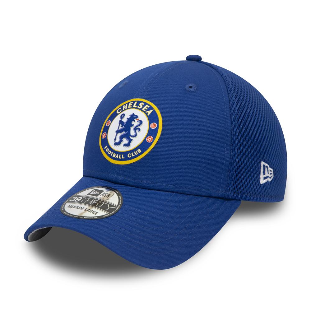 Casquette 39THIRTY Chelsea FC bleue