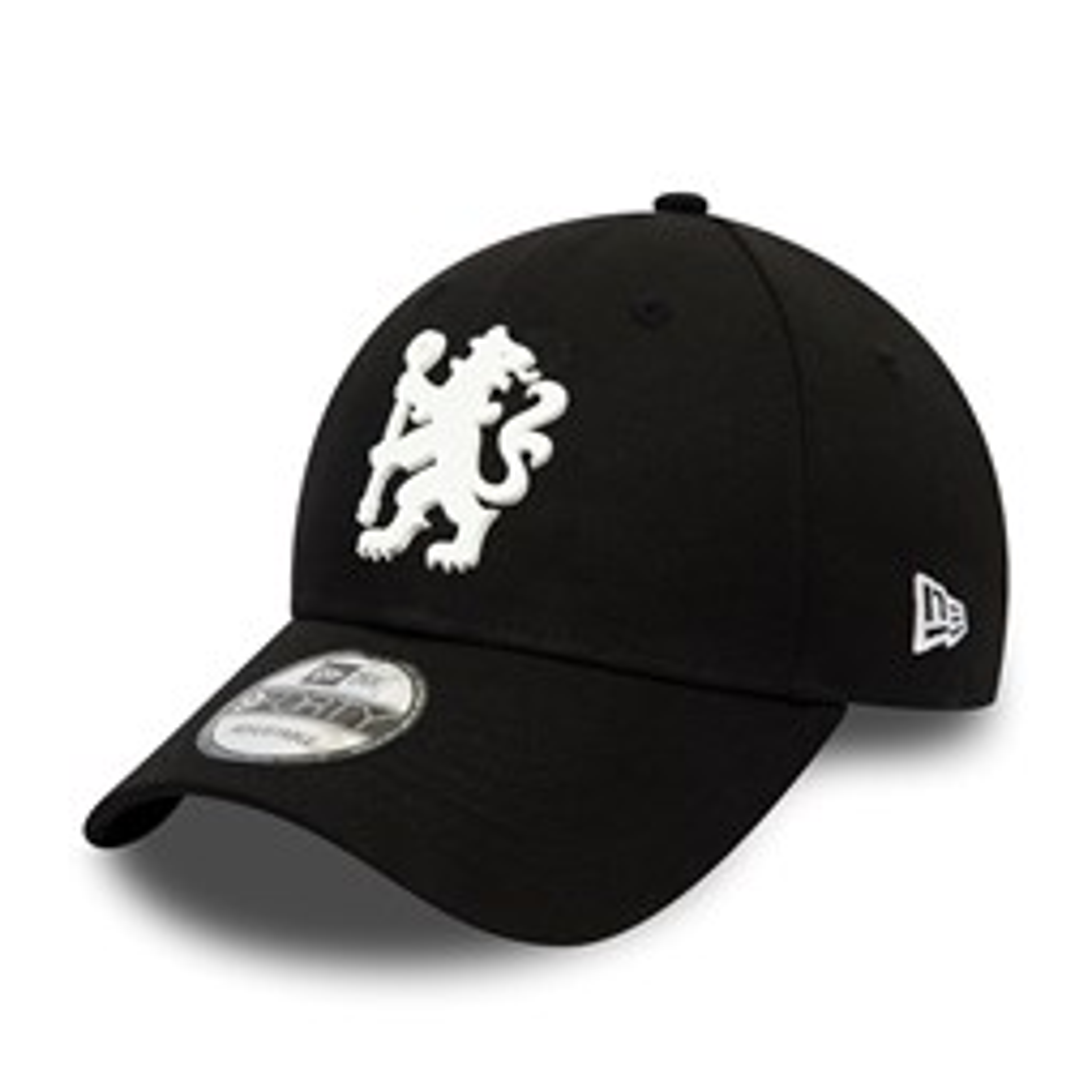 Chelsea FC Crest Black 9FORTY Cap