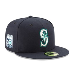 Seattle Mariners Authentic On-Field Side Patch 59FIFTY