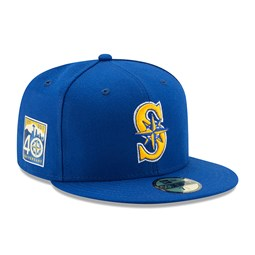 Seattle Mariners Authentic On-Field Alternative Side Patch 59FIFTY
