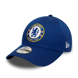 Chelsea FC Kids Blue 9FORTY Cap