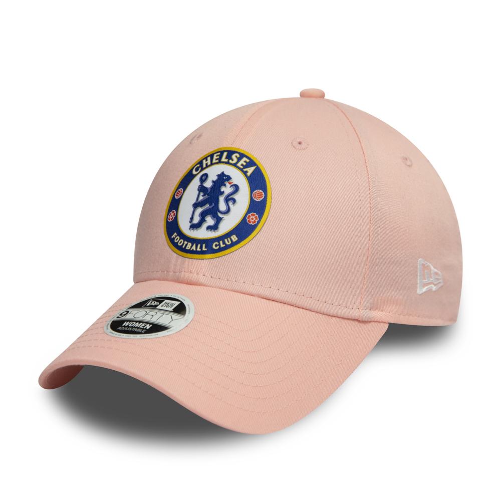Casquette 9FORTY rose Chelsea FC pour femme