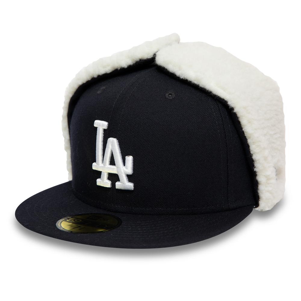 Cappellino 59FIFTY Essential Dog Ear dei Los Angeles Dodgers blu navy
