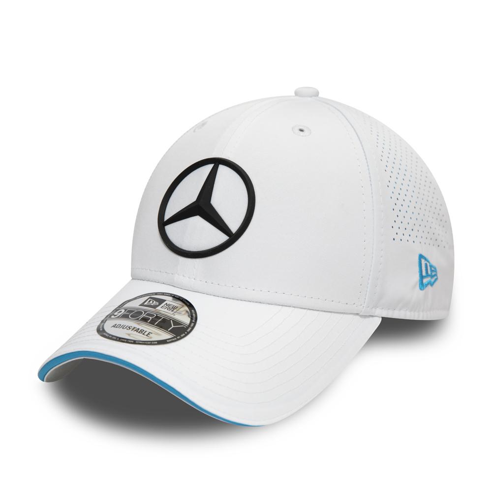 Casquette 9FORTY blanche Replica Mercedes-Benz Formule E