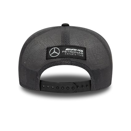 Mercedes-Benz E Sport Black Stretch Snap 9FIFTY Cap