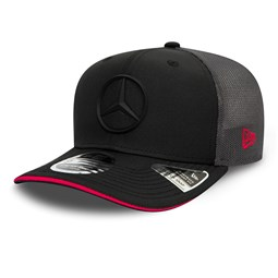 9FIFTY – Mercedes-Benz E Sport – Stretch Snap – Schwarz