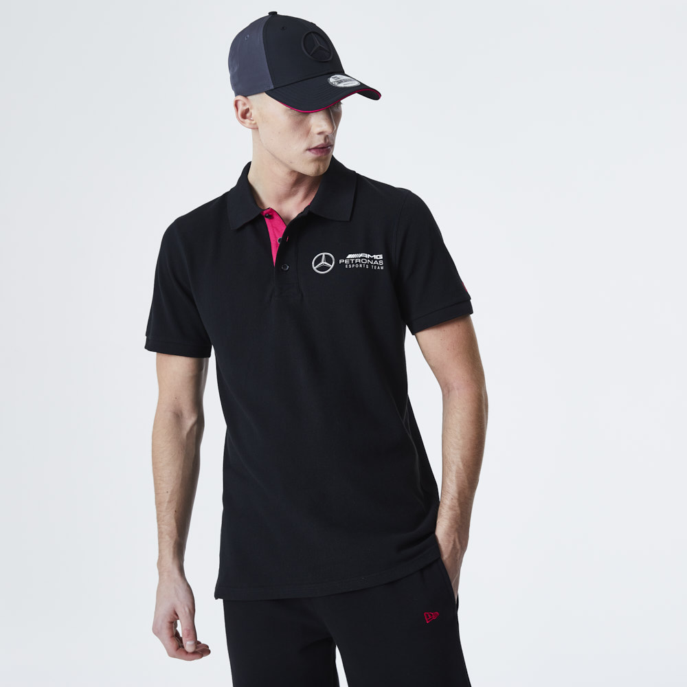 Mercedes-Benz E Sport Polo Tee