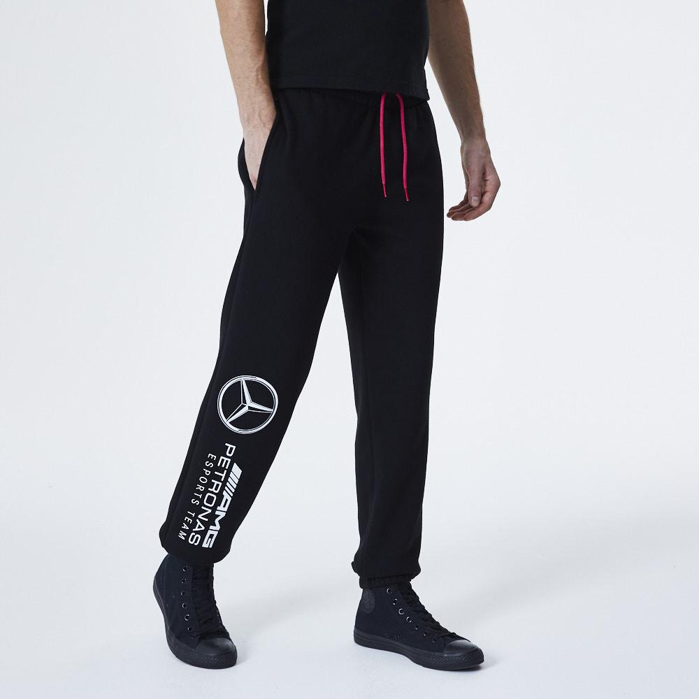 Mercedes-Benz – eSports – Trainingshose in Schwarz