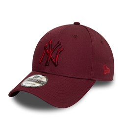 Casquette 9FORTY New Era Camo Infill bordeaux