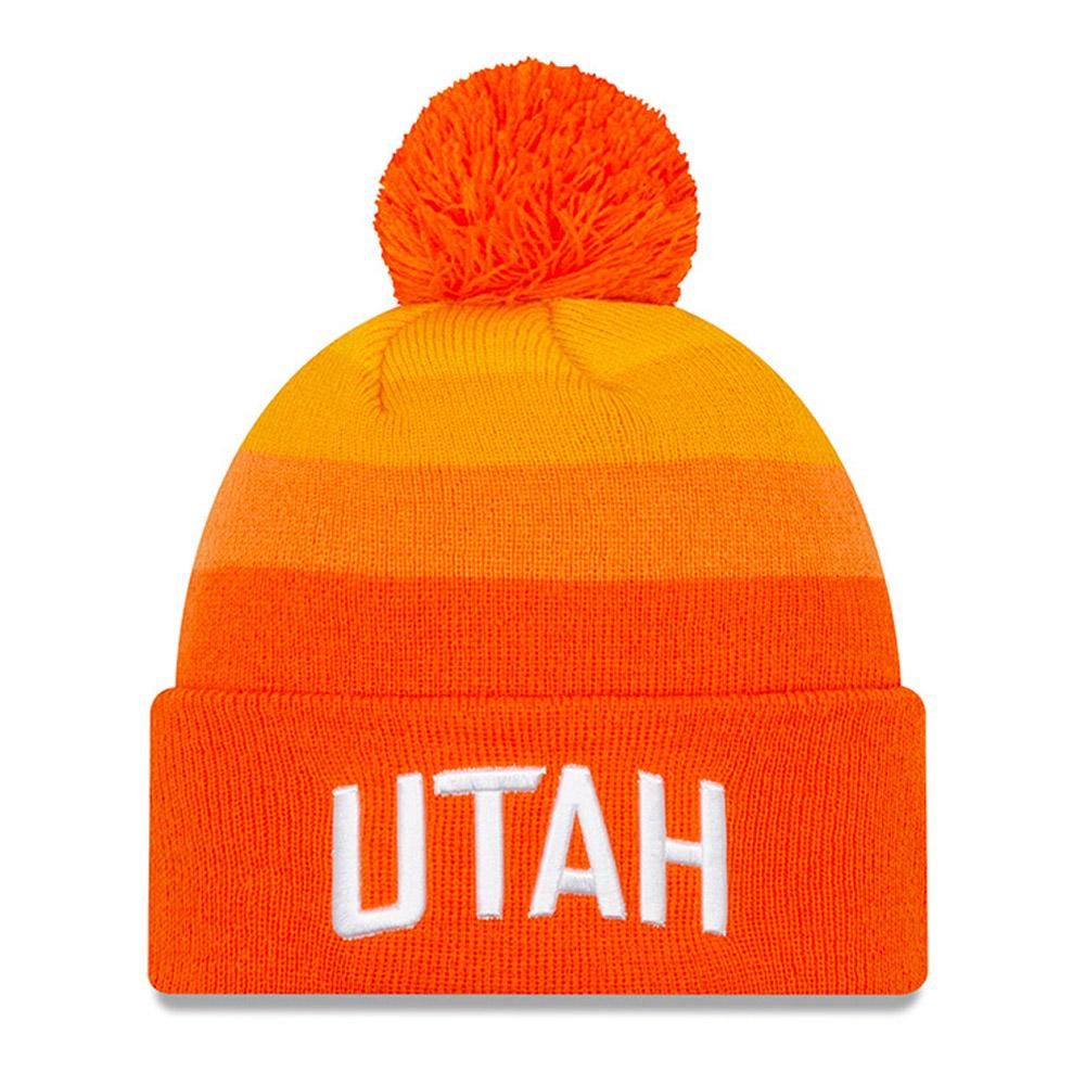 Gorro de punto Utah Jazz City Series