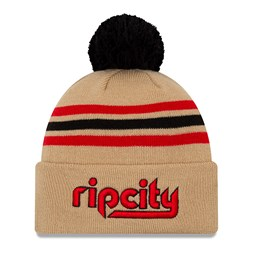 Gorro de punto Portland Trailblazers City Series