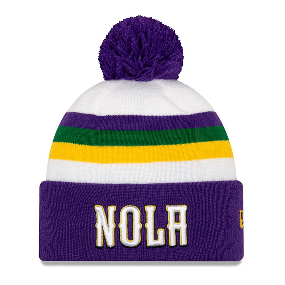 New Orleans Pelicans City Series Knit New Era Cap Co