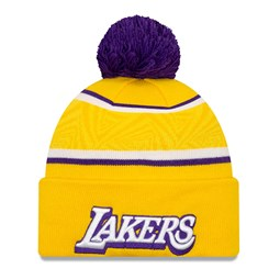 Berretto di maglia dei Los Angeles Lakers City Series