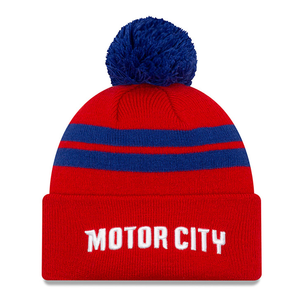 Bonnet City Series Detroit Pistons