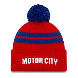 Detroit Pistons City Series Knit