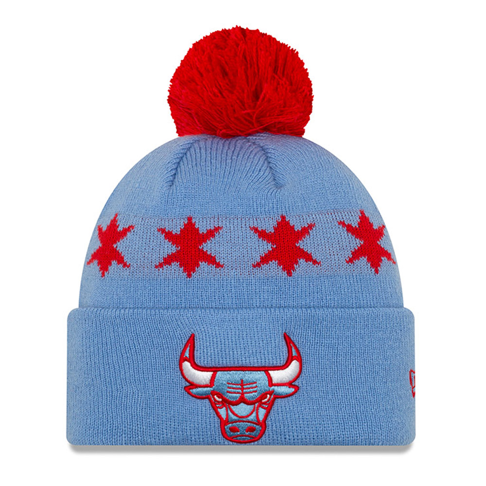 Chicago Bulls – City SeriesStrickmütze